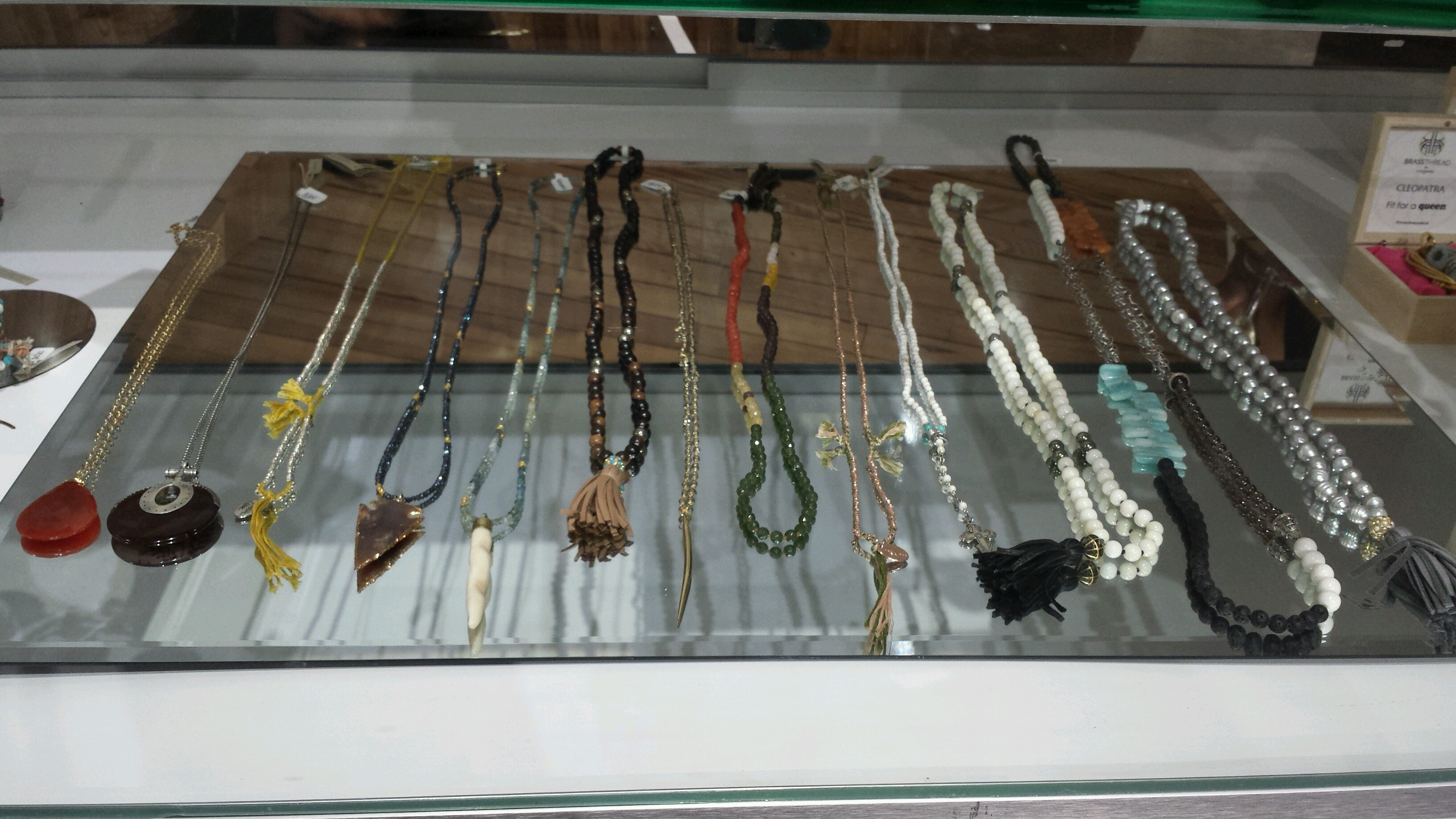 Holiday Jewelry at Sam & Lilli