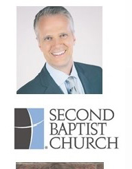 Ben Young, Pastor Second Baptist
