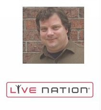 Brian Birr, Director of Marketing Live Nation