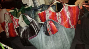 Jose Sanchez purses