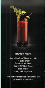 Pisco Bloody mary