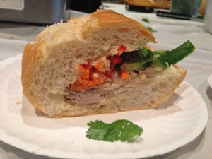 The Great Banh Mi cookoff (2)