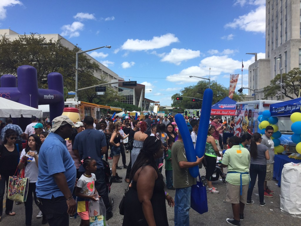 Houston Childrens Festival 2015 1