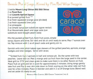 Caracol recipe