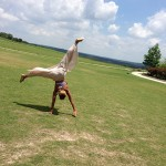 Cartwheel fun 2