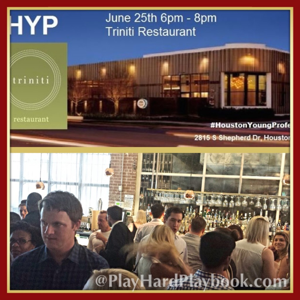 HYP Summer Networking at Triniti