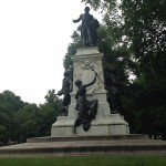 DC Park and statute