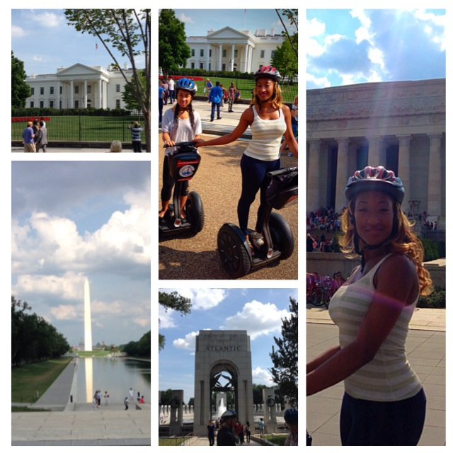 Segway Tour in DC