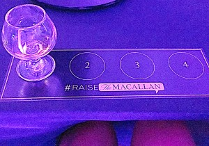 Raise the MacAllan 2
