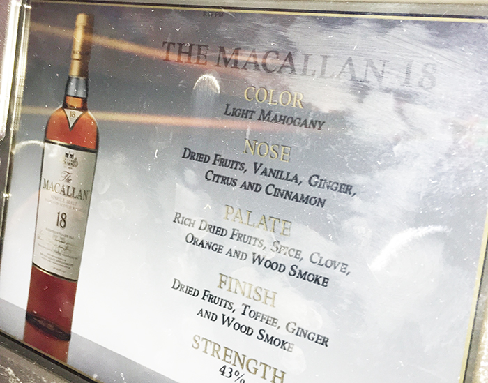 Raise the Macallan 4