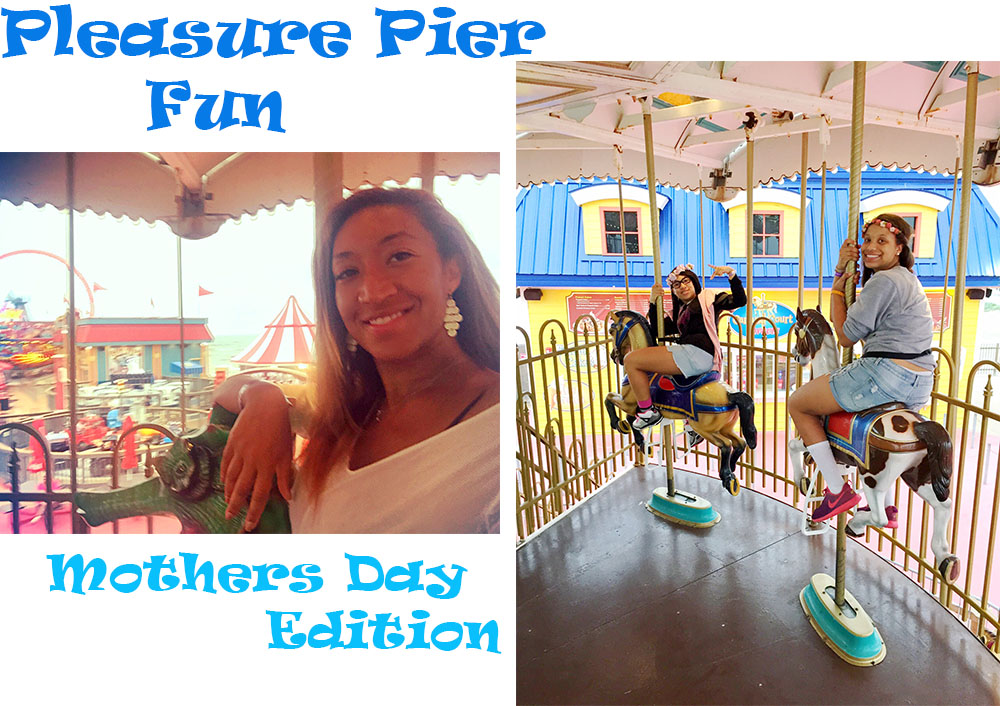 Pleasure Pier kids and I