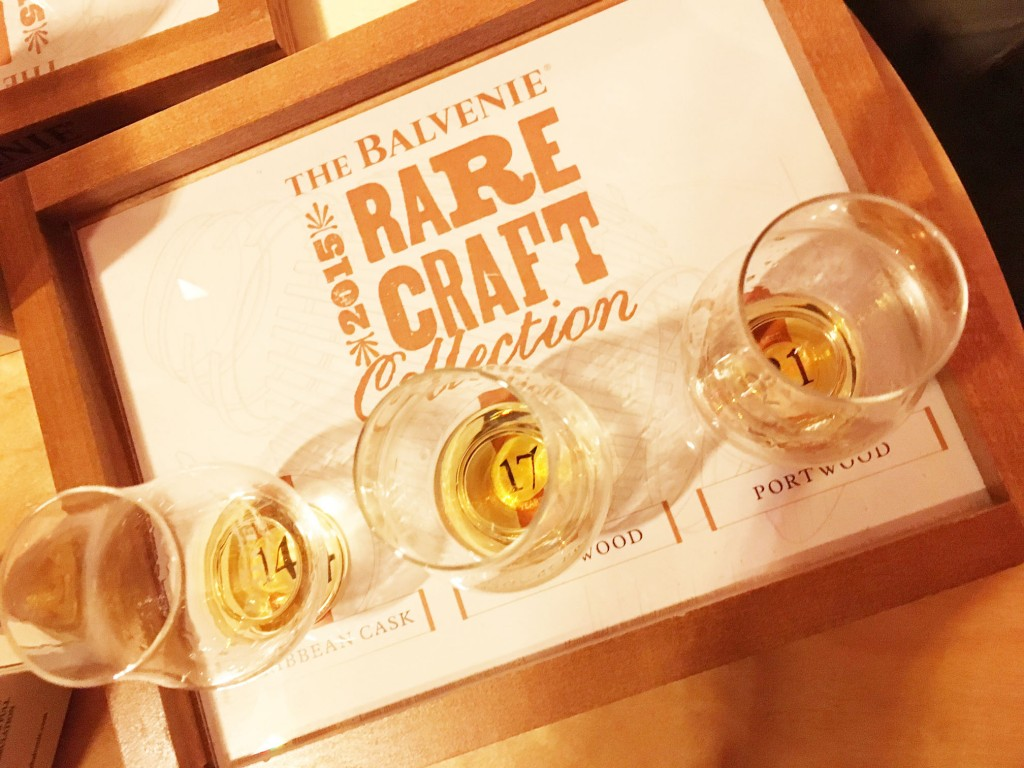 Balvenie Rare Craft Collection (3)