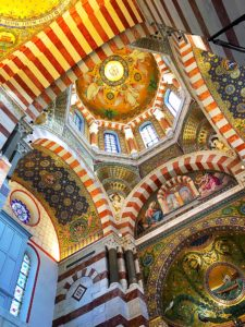 the-ceiling-in-notre-dame-in-marseille-france-3