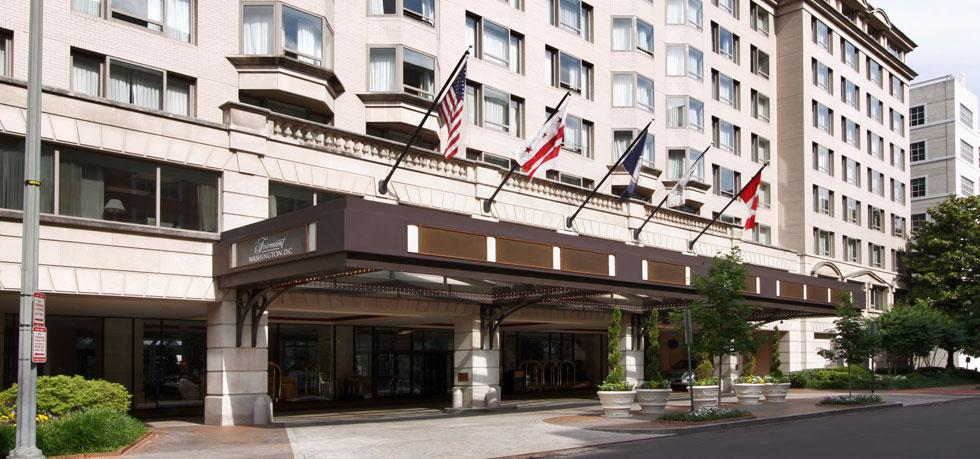 fairmont-dc-entrance